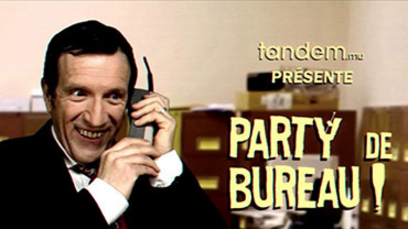 Party de bureau