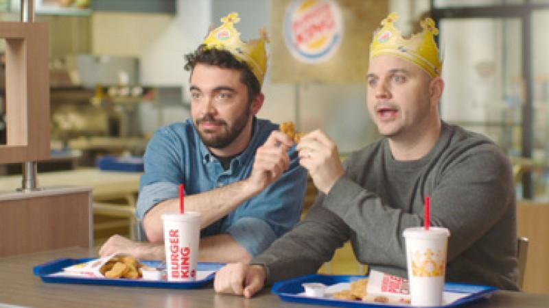 Burger King - Bouchées de poulet